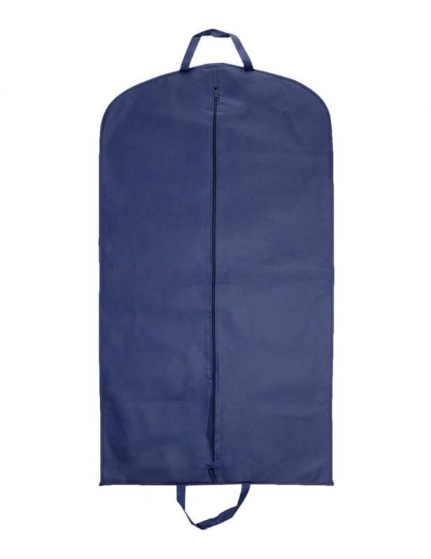 copriabiti in tnt con zip mod. soffietto blu navy
