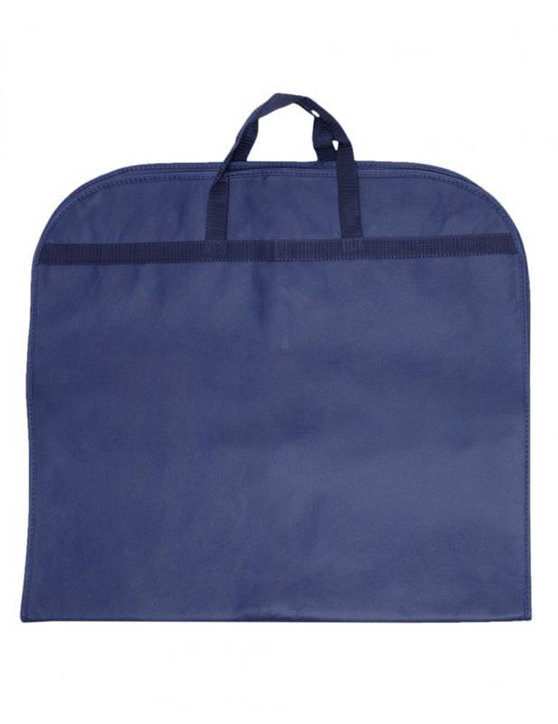 copriabiti in tnt 60x110 con zip mod. elegant blu navy