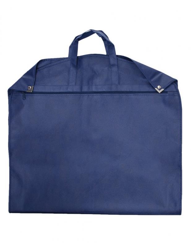 copriabiti tnt con angolari e zip mod. luxury blu navy