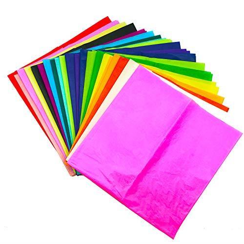 carta velina colorata (24 fogli)