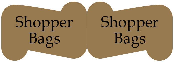 etichetta sagomata doppio cartiglio gold