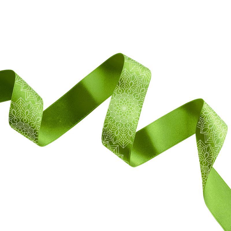 raso verde acido cod. 1656 con texture indu