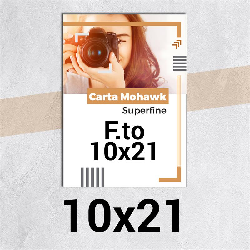 volantini & flyer in carta mohawk superfine f.to 10x21