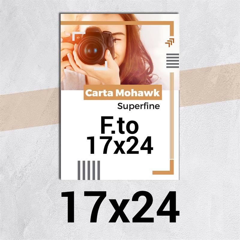 volantini & flyer in carta mohawk superfine f.to 17x24