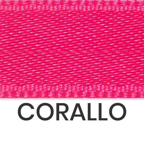 cod. 32-21 doppio raso lucido corallo