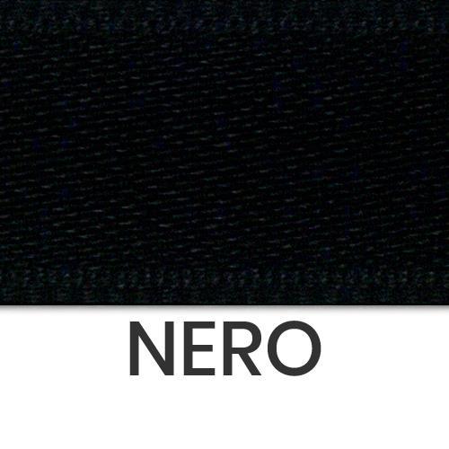 cod. 40-33 doppio raso lucido nero