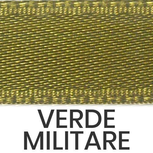 cod. 69-39 doppio raso lucido verde militare