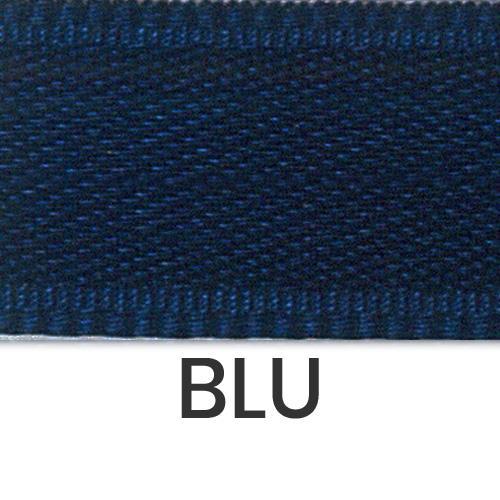 cod. 59-426 doppio raso lucido blu