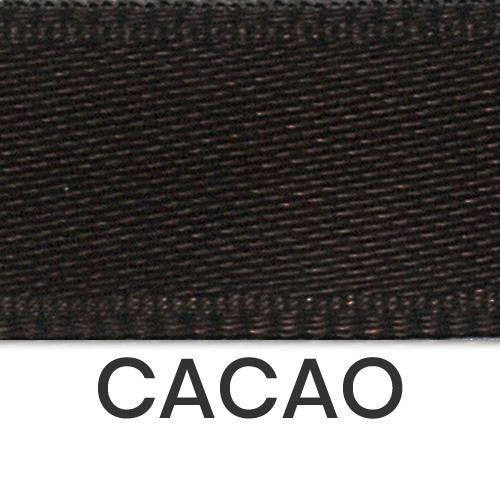 cod. 20-49 doppio raso lucido cacao