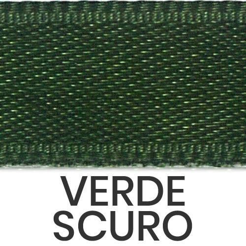 cod. 61-633 doppio raso lucido verde scuro