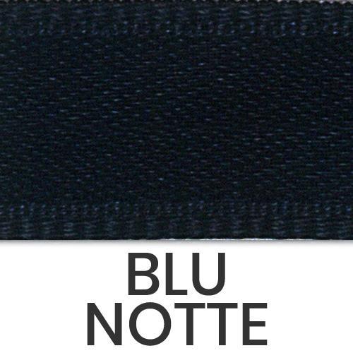 cod. 60-1080 doppio raso opaco blu notte