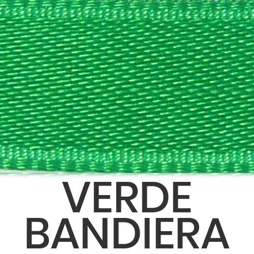 cod. 62-32 doppio raso opaco verde bandiera