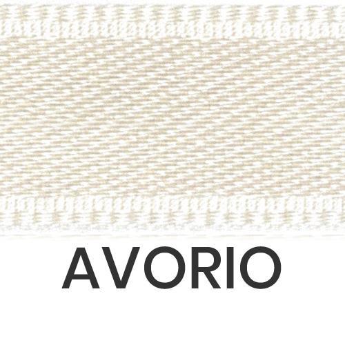cod. 14-35 doppio raso opaco avorio