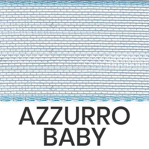cod. 06-593 organza senza bordi azzurro baby