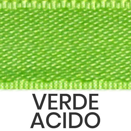 cod. 185-1656 raso verde acido
