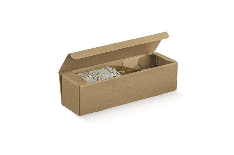 box in cartoncino con apertura lato lungo