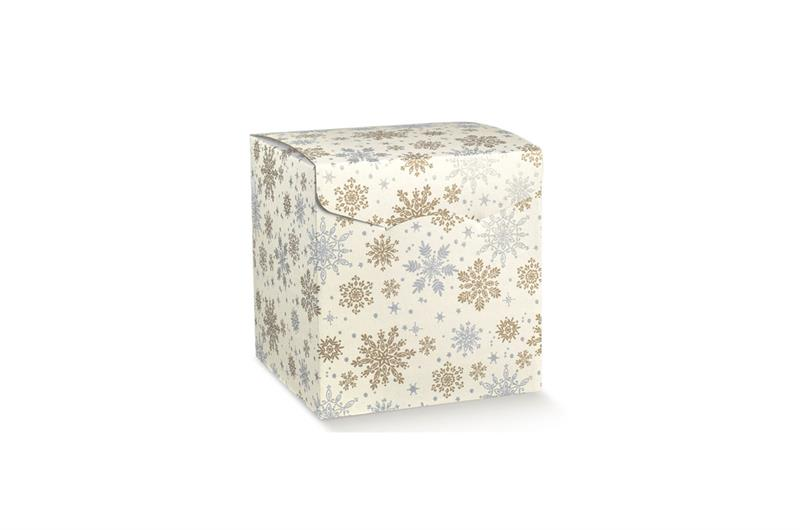 scatola segreto in cartoncino per pasticceria