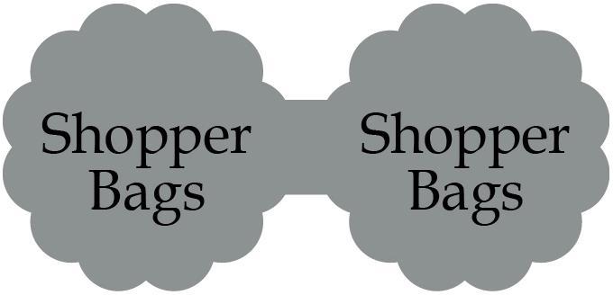 etichetta sagomata fiore doppio silver
