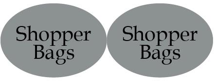 etichetta sagomata ovale doppio silver