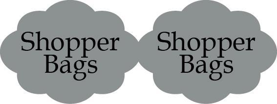 etichetta sagomata nuvola doppia silver