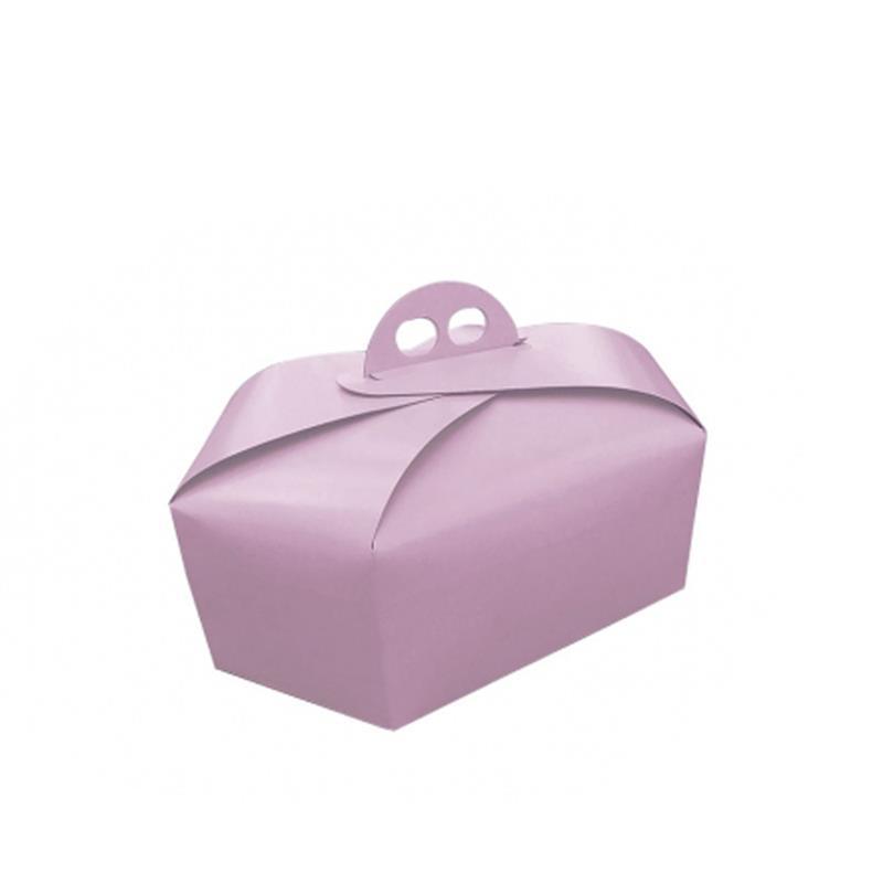 scatola esagonale porta colomba da 1 kg