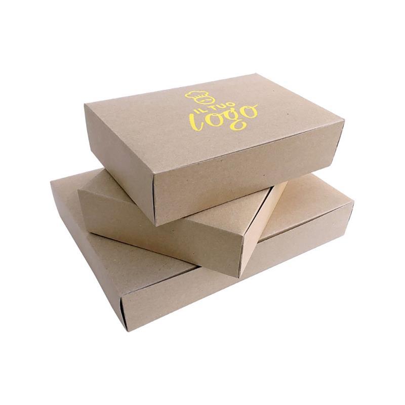 scatola scrigno per uso alimentare